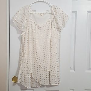 Work/ Evening out blouse
