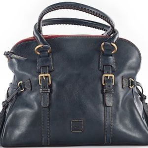 Dooney and Burke Large Leather Tote