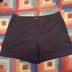 Apt.9 Pants - Black shorts