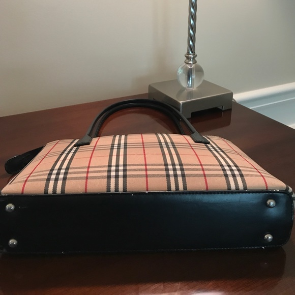 Burberry Of London Blue Label Handbag 21
