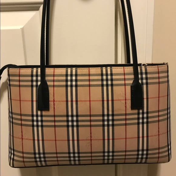 Burberry Of London Blue Label Handbag 82