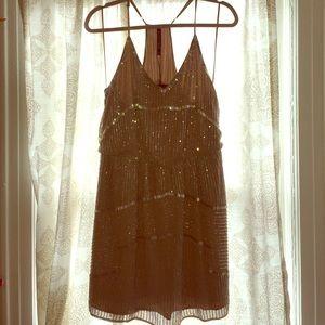 W118 by Walter Baker Dresses & Skirts - Beaded L Cocktail Mini Dress