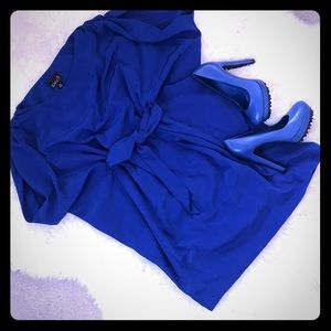 Scarlett Dresses & Skirts - Beautiful Blue Wing Dress