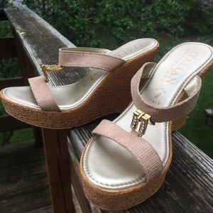 Italian Shoemakers Shoes - Italian Shoemakers - Wedge Sandals