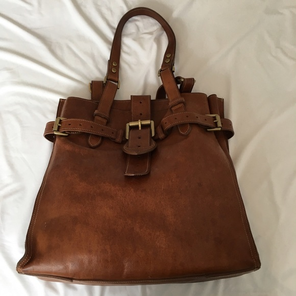 Mulberry Elgin Tote Bag Oak Natural Grain Leather.  M 592c5559bf6df5007800c235 61ff1fe6622a9