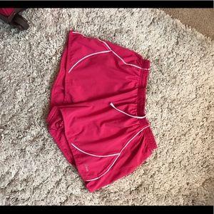 Asics Pants - Asics running shorts
