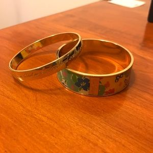 Lilly Pulitzer Jewelry - Lilly Pulitzer bangles!
