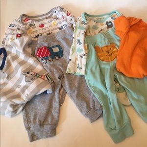 Nannette Other - Bundle set of onesies and pants