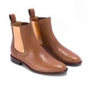 "M. Gemi Shoes - M.gemi brown Chelsea boot ""Avallo"""