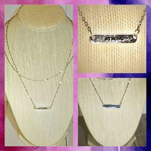 LFSC Jewelry - {LFSC} Strong Double Strand Necklace
