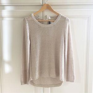 H&M Sweaters - Urban Knit Zipper Sweater