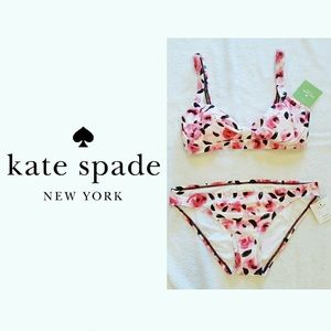 kate spade Other - Today only ‼️Kate Spade rose bikini