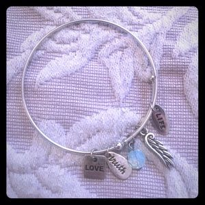 Jewelry - Bangle with charms