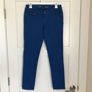 The Limited Denim - The Limited 678 Blue Denim Jeans