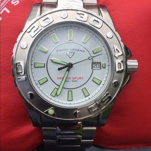 Swiss Legend Other - Swiss Legend Men's Wrist Watch...