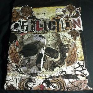 Affliction Other - Affliction XL Short-Sleeved Skull T-SHIRT