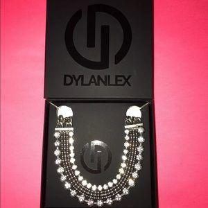 New Dylanlex Swarovski Crystal Necklace