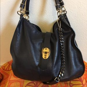 Burberry Handbags - Black Burberry bartow bag