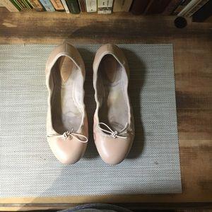 Bloch Shoes - Blush Bloch flats
