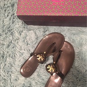 Tory Burch Shoes - Mini Miller Jelly Thong Sandals