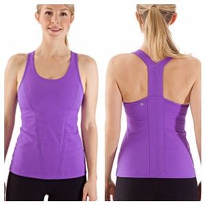 Lululemon Stand Strong Tank *Luxtreme