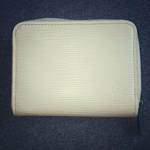 **Authentic** Louis Vuitton Epi Wallet
