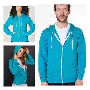  mermaid zip jacket 