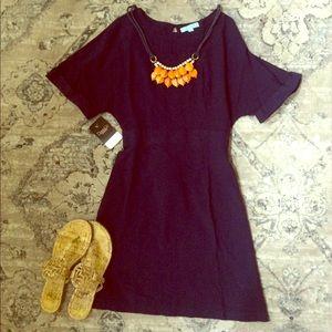 She and Sky Dresses & Skirts - NWT She + Sky Navy Dress