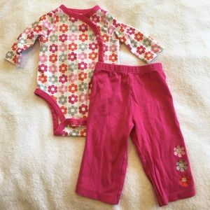 Offspring Other - Offspring Bodysuit and Pant Set