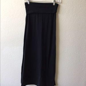 Dresses & Skirts - Black Maxi Skirt ♠️