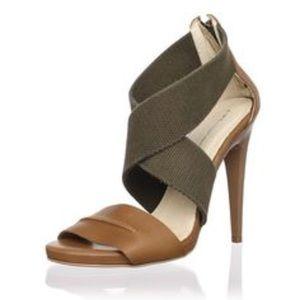 CNC Costume National Shoes - C'N'C CoSTUME NATIONAL Crisscross Stiletto Sandal