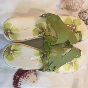 Studio Paolo Shoes - MILA PAOLI Sandals EUC all leather Italian