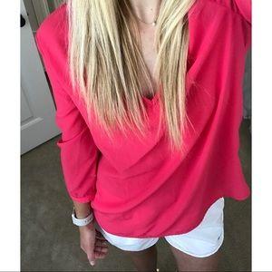 Pink H&M Top