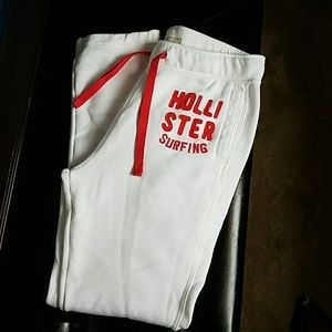 Hollister Other - Sweat pants