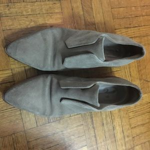 Alexander Wang Suede Oxfords