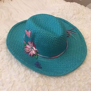Children's Place Other - THE CHILDRENS PLACE Straw Hat NWT!