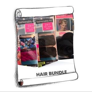 scunci Accessories - 6 PIECE HAIR ACCESSORY BUNDLE