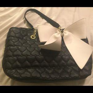 Betsey Johnson Handbags - Oversized Betsey Johnson purse