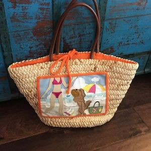 Amanda Smith Handbags - ☀️Straw Summer tote
