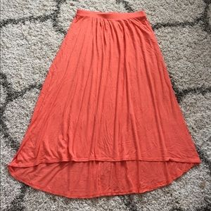 Two by Vince Camuto Dresses & Skirts - High low Maxi Skirt!