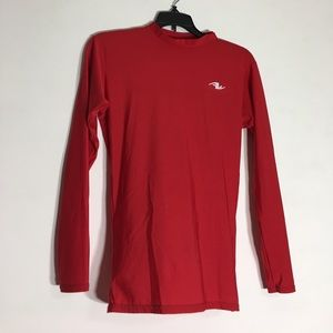 Athletic Works Tops - Athletic Works Red Long Sleeve - Medium