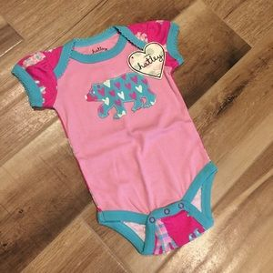 Hatley Other - Infant girl onesie