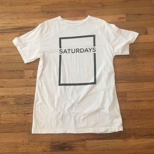 Saturdays Surf NYC Other - Saturday's men's tee