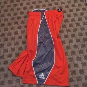 SALE 🔥Adidas Climalite basketball shorts
