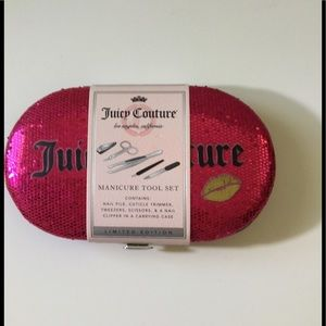 Juicy Couture Other - Juicy Couture Manicure Set NWT