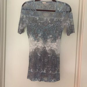 Tops - Rhinestones and Lace