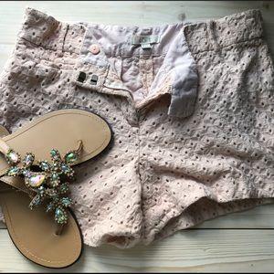 LOFT Pants - Lace Shorts🌼