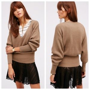 Free People Sweaters - NWOT Free People Allure Pullover Sweater