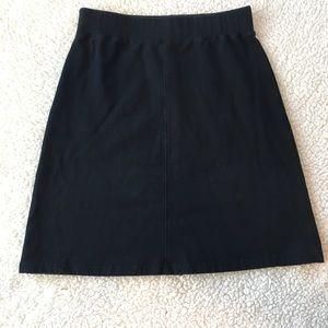 Talbots Dresses & Skirts - Talbots A-line Black Skirt