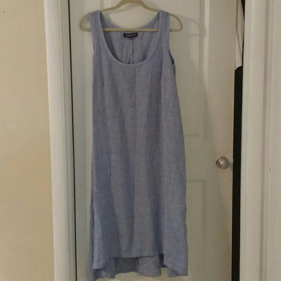 ae88f6a4a3c Jones New York Linen Dress NWT